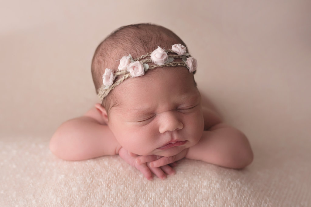 newborn, newborn girl, pretty baby